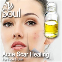 Essential Oil Acne Scar Healing - 10ml - Click Image to Close