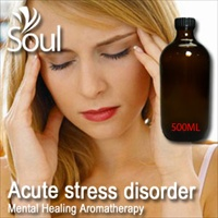Blended Oil Acute stress Disorder - 500ml