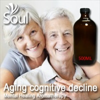 Blended Oil Aging Cognitive Decline - 500ml