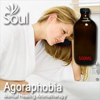 Blended Oil Agoraphobia - 500ml