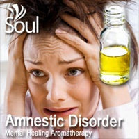 Blended Oil Amnestic Disorder - 50ml