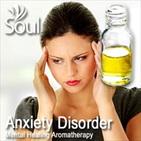 Blended Oil Anxiety Disorder - 50ml