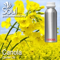 Carrier Oil Canola (Rapeseed) - 1000ml