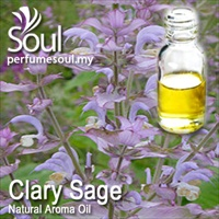 Natural Aroma Oil Clary Sage - 50ml