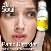 Blended Oil Panic Disorder - 50ml